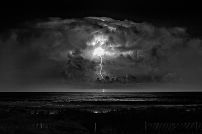 Liquid Light Images, LLC. - Hatteras Storm 1st Place - Waterford Fair: Nature 2012