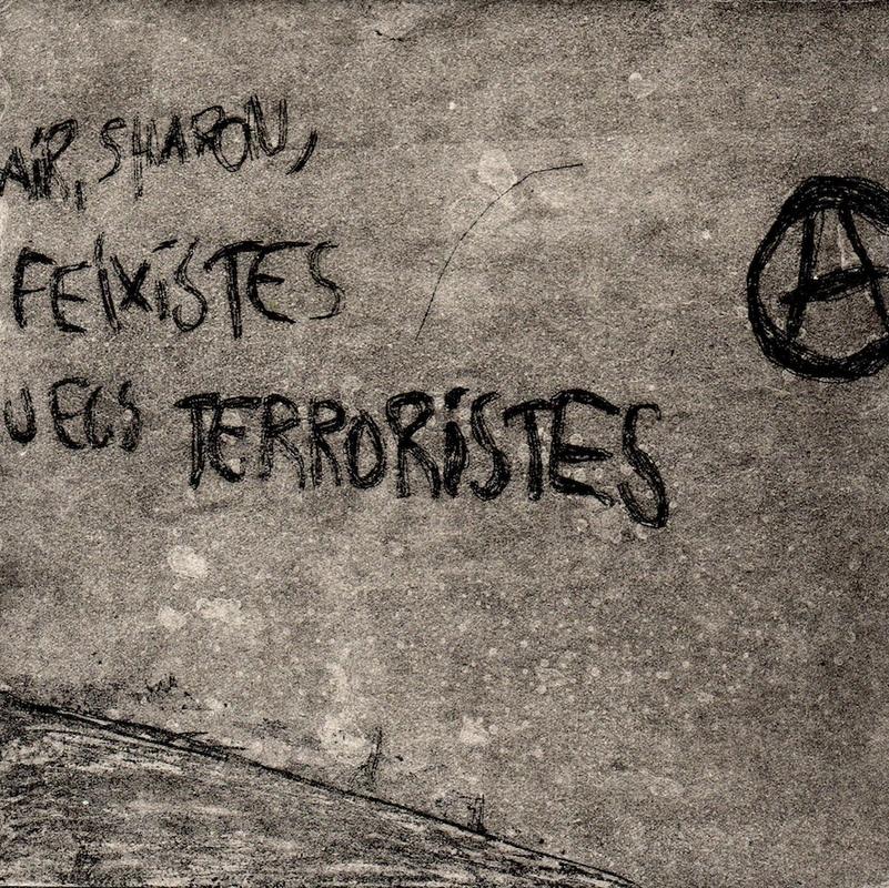 Amber Chiozza - Barcelona Wall