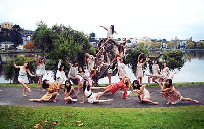 SUI (JEN)ERIS PHOTOGRAPHY - Thrive Dance Company - Lake Merrit, California