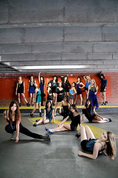 SUI (JEN)ERIS PHOTOGRAPHY - Thrive Dance Company - Berkeley, California