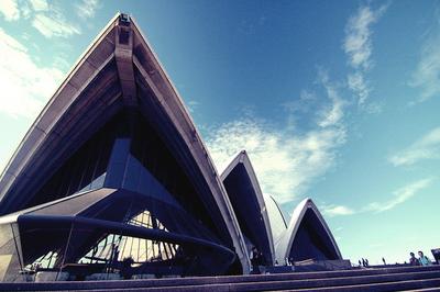 SUI (JEN)ERIS PHOTOGRAPHY - Opera House - Sydney, Australia