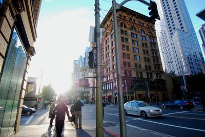 SUI (JEN)ERIS PHOTOGRAPHY - Third Street - San Francisco, California