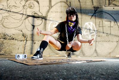 SUI (JEN)ERIS PHOTOGRAPHY - Main Stacks (Alexis) - Berkeley, California