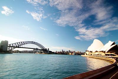 SUI (JEN)ERIS PHOTOGRAPHY - Circular Quay - Sydney, Australia