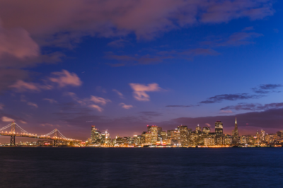 SUI (JEN)ERIS PHOTOGRAPHY - San Francisco Skyline - Treasure Island, California