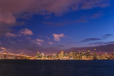 SUI (JEN)ERIS PHOTOGRAPHY - San Francisco Skyline - Treasure Island, California