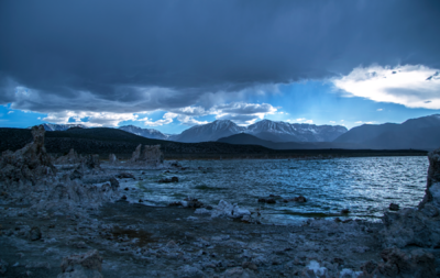 SUI (JEN)ERIS PHOTOGRAPHY - Mountains - Mono Lake, California