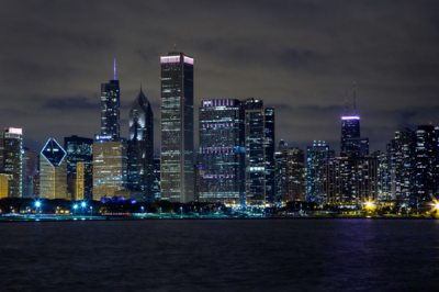 SUI (JEN)ERIS PHOTOGRAPHY - Chicago Skyline - Chicago, Illinois