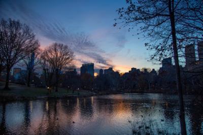 SUI (JEN)ERIS PHOTOGRAPHY - Central Park - New York, New York