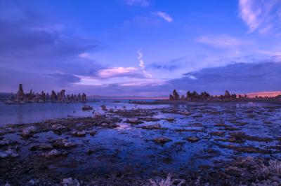 SUI (JEN)ERIS PHOTOGRAPHY - Tufas - Mono Lake, California