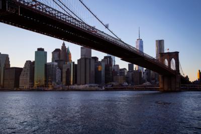 SUI (JEN)ERIS PHOTOGRAPHY - Manhattan Skyline - Brooklyn, New York
