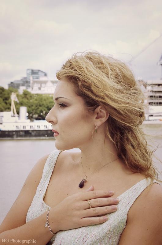 Catherine Marche Designs - HG Photographic. MUA: Caitlin Rowena. Model: Victoria Bilton.