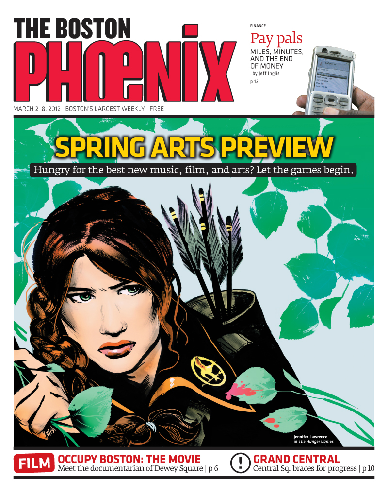 Veronica Fish | Illustration & Design - Boston Phoenix