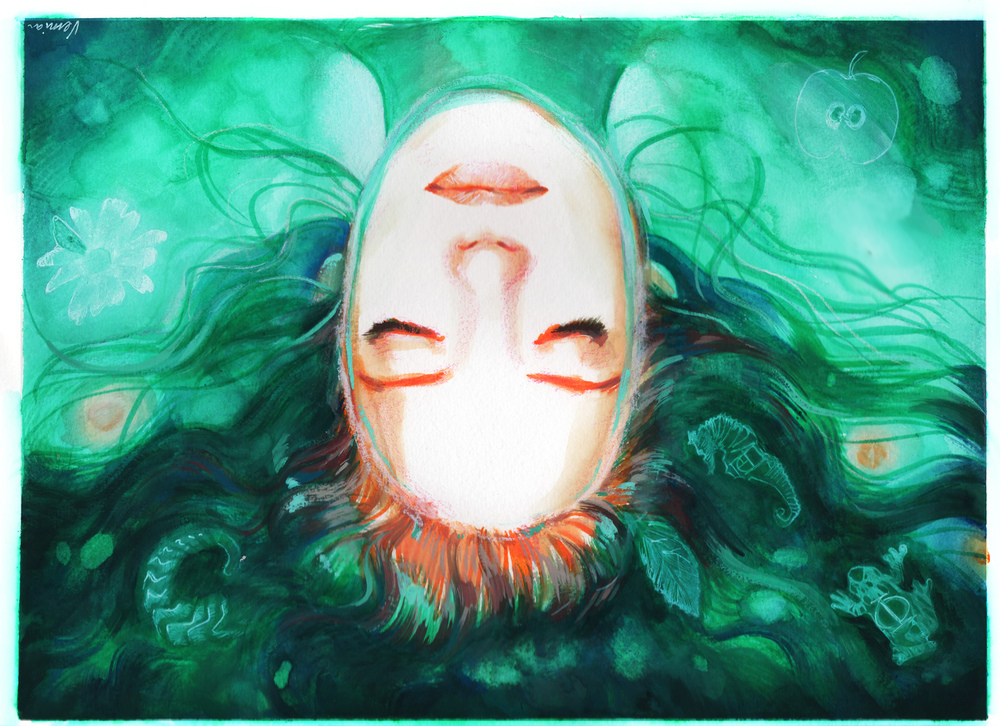 Veronica Fish   Illustration & Design - Fringe