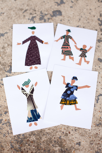 Women of Hope International - Greeting Cards- Happy Women