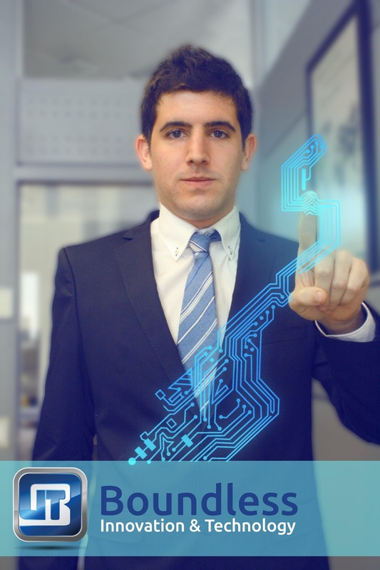 Portfolio de Ale Dorantes - Portada Boundless Innovation & Technology