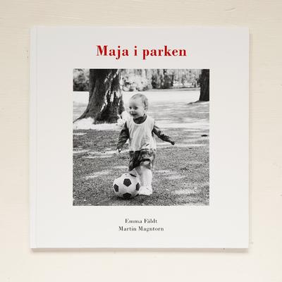 Fotograf Martin Magntorn - Maja i parken, ISBN 9789185311033 Lindskog Förlag