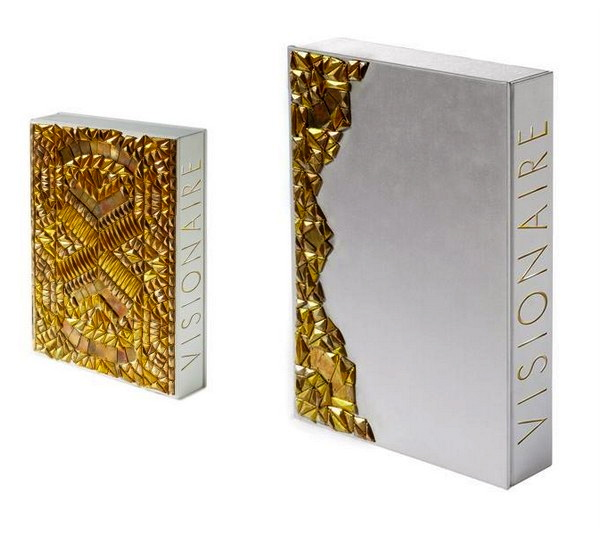 VM portfolio - Visionaire book launch