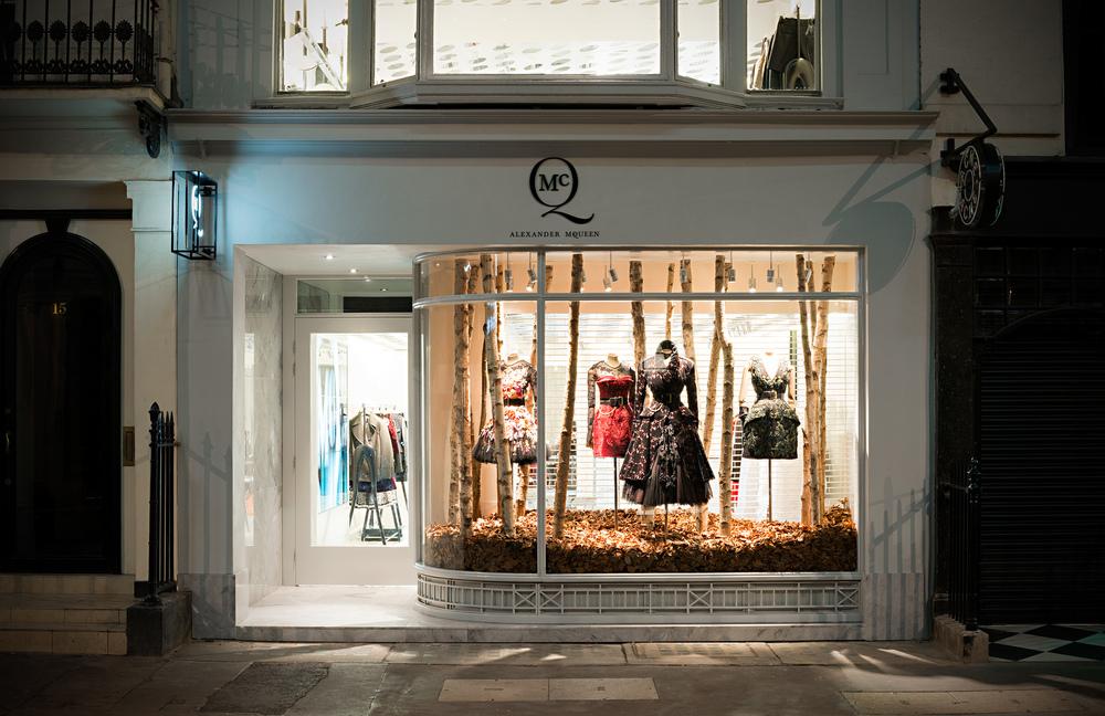 VM portfolio - Dover Street store opening