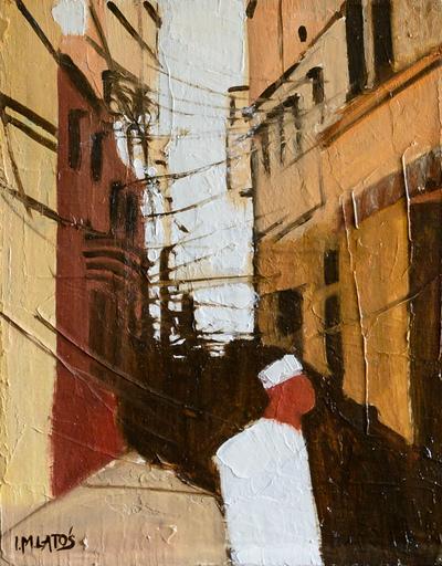 izabelalatos - Marocco 09. 40 x 30 cm oil on canvas