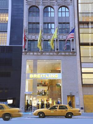 AlainPorta - BREITLING NYC