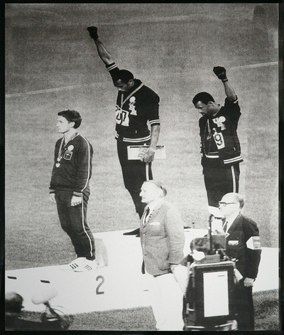 Marc Losier - Do you believe in Tommie Smith?