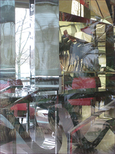 Museum Quality Photographic Art - 2011 Deflection 2