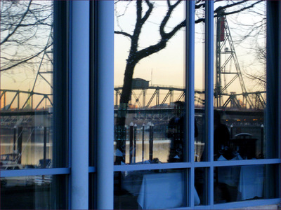 Museum Quality Photographic Art - 2009 Hawthorne Bridge (published)