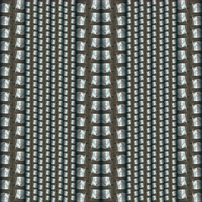 Museum Quality Photographic Art - Cylinders 2 30 x 30 inches (76.20 x 76.20 cm)