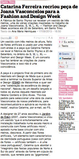 Catarina Ferreira - P3 | Jardim by Catarina Ferreira