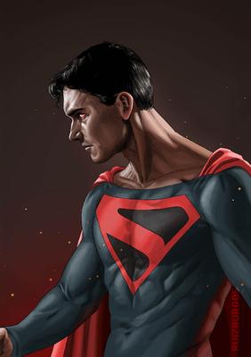 RUIZ BURGOS - SUPERMAN