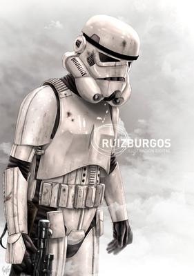 RUIZ BURGOS - THE UNKNOWN SOLDIER
