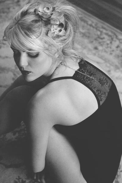 Stéphanie Meers Make up Artist - Photographer Jehanne Moll