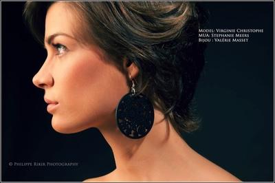 Stéphanie Meers Make up Artist - Photographer Philippe Rikir