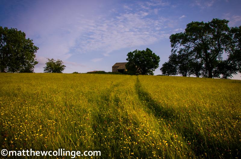 Matthew Collinge Photography - Barn, Slaidburn