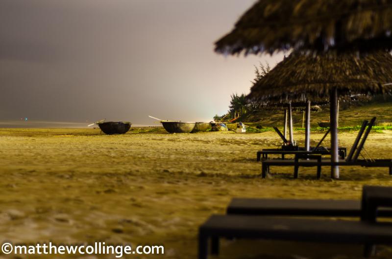 Matthew Collinge Photography - Beach long exposure, Vietnam