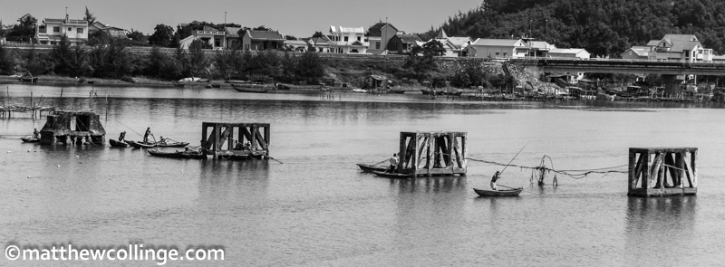 Matthew Collinge Photography - Coastal Bay, Vietnam