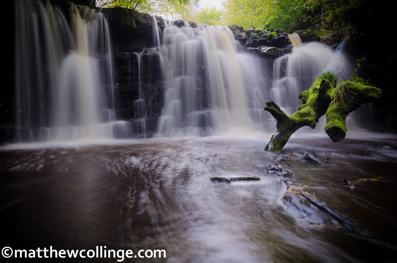 Matthew Collinge Photography - Scarloom Falls, Holden, Bolton by Bowland, Clitheroe, Lancashire