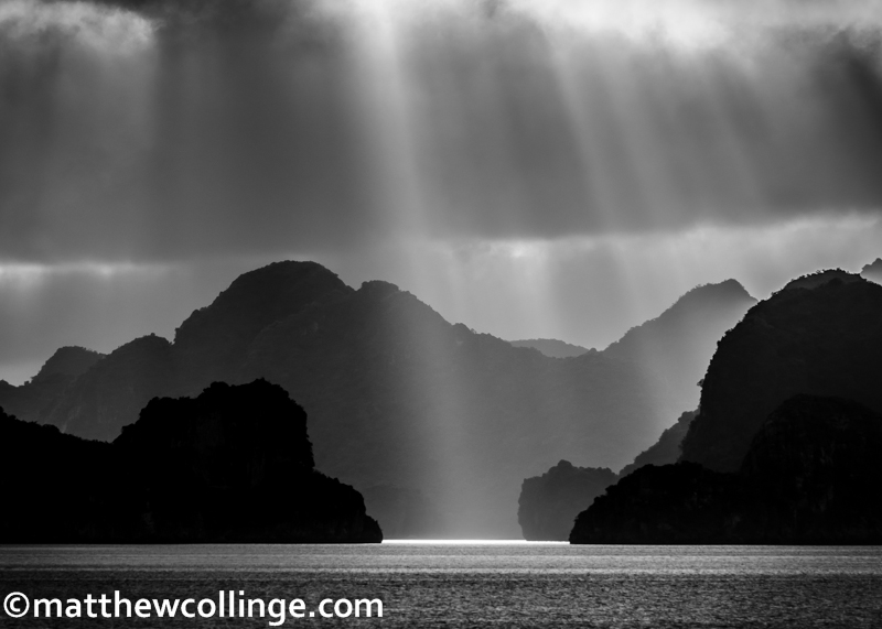 Matthew Collinge Photography - Ha Long Bay, Vietnam