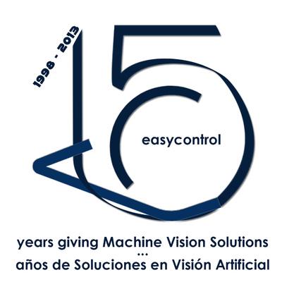 estibalitzphotography - Easycontrols 15th birthday Logo