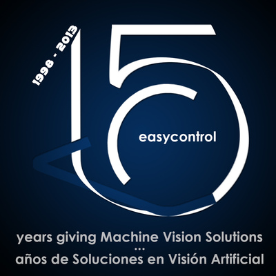 estibalitzphotography - Easycontrols 15th birthday Logo