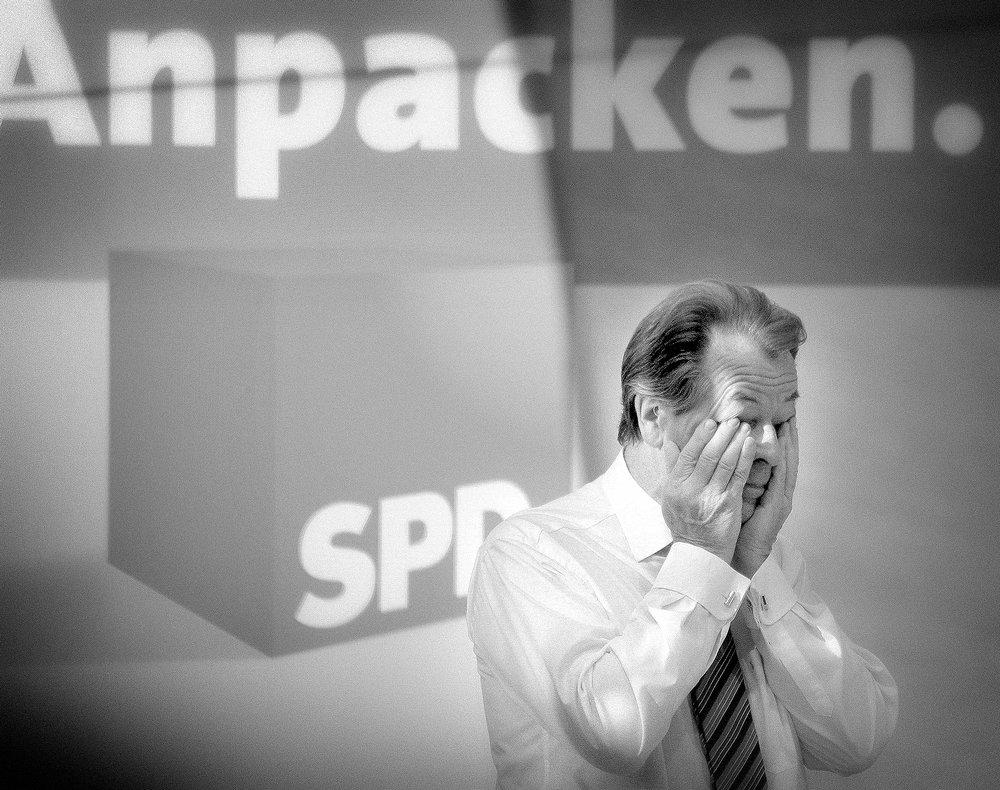 Matthias Eckert | Fotograf aus Weimar/Thüringen - Franz Müntefering | SPD-Urgestein