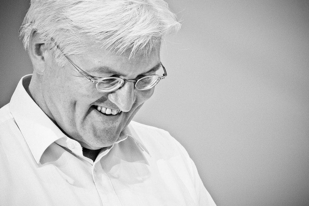 Matthias Eckert | Fotograf aus Weimar/Thüringen - Frank-Walther Steinmeier | Bundespräsident