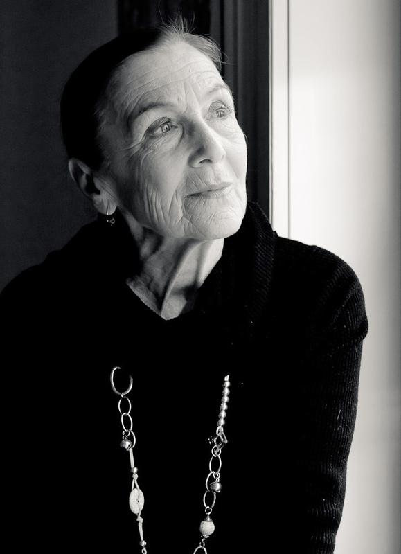 Matthias Eckert | Fotograf aus Weimar/Thüringen - Rosemarie Deibel (†) | Schauspielerin