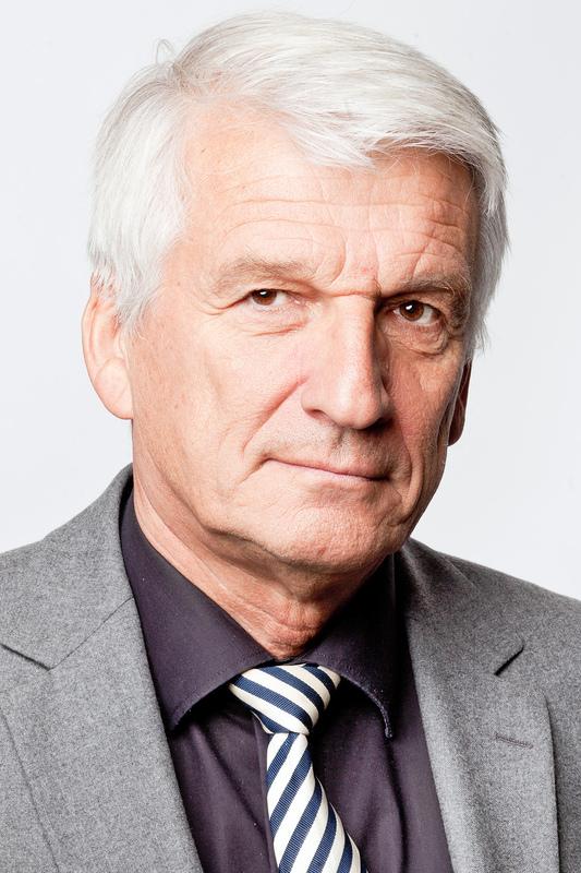 Matthias Eckert | Fotograf aus Weimar/Thüringen - Prof. Hans-Ulrich Mönnig, Ehem. Präsident der Ingenieurkammer Thüringen