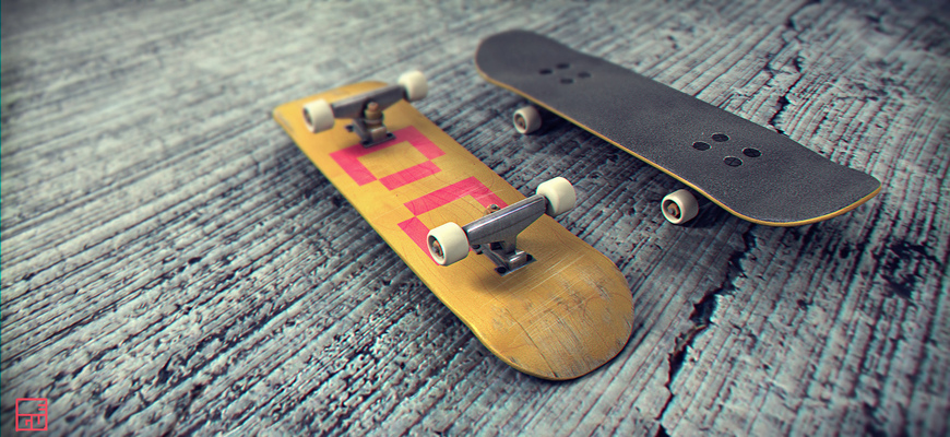 eugeniogarcia - D10 Skateboards