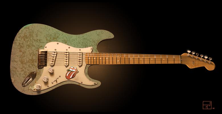 eugeniogarcia - Fender