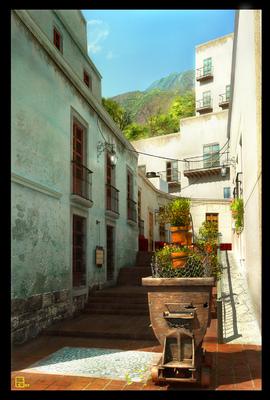 eugeniogarcia - Guanajuato Alley