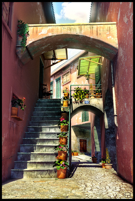eugeniogarcia - Flowers Alley