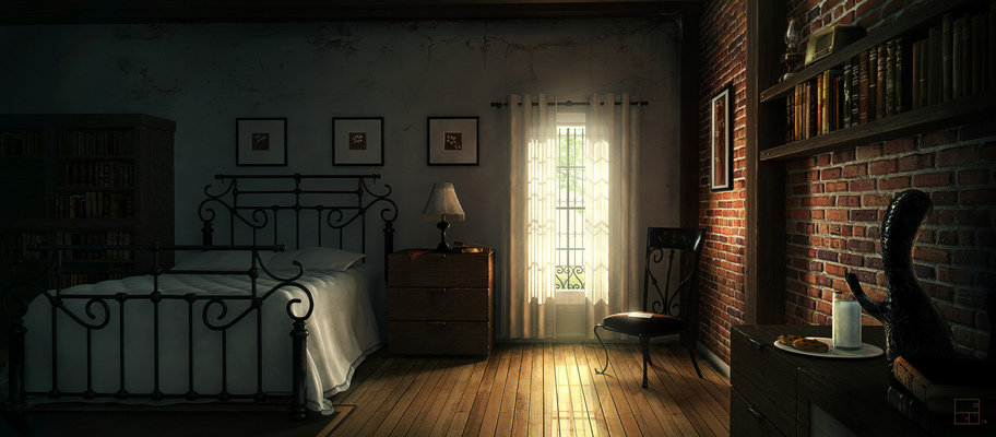 eugeniogarcia - Vintage room